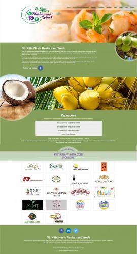 St. Kitts Nevis Restaurant Week, Ministry of Tourism